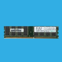APACER 256MB UNB PC3200 CL3