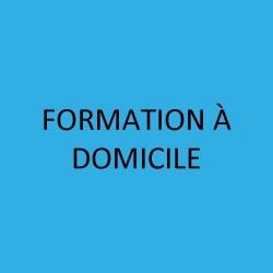 FORMATION À DOMICILE